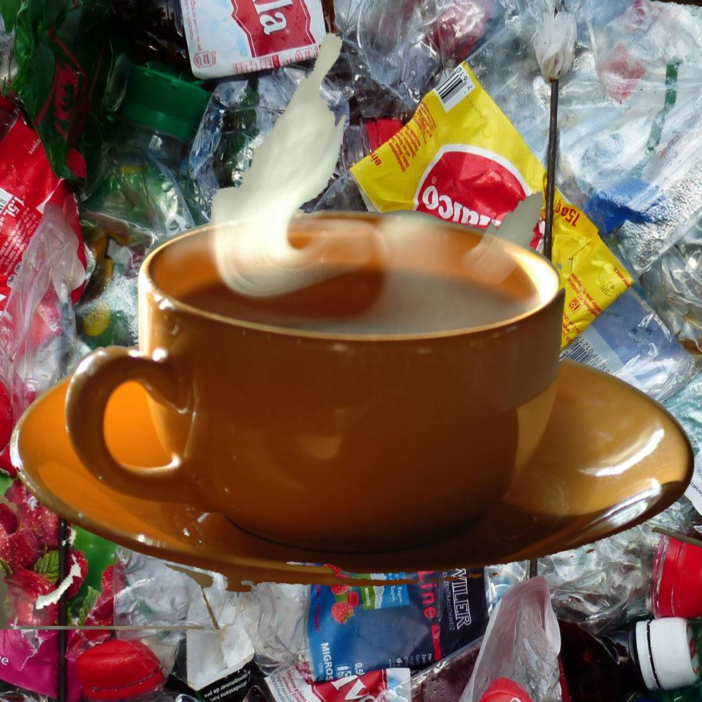 microplastics in tea bags