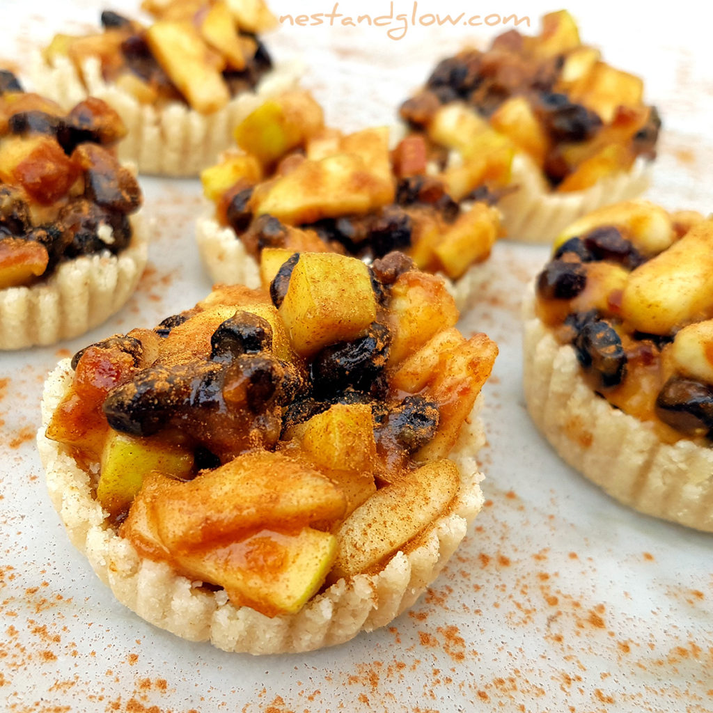 raw mince pies no bake recipe