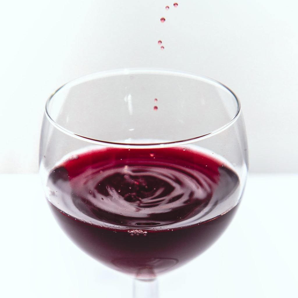 wine isnt healthy