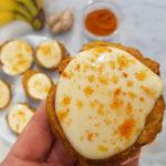 Ginger Turmeric Vanilla Cookies