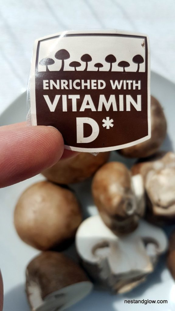 chestnut-mushrooms-with-vitamin-d