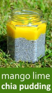 Chia seed pudding with almond milk #vegan #healthyrecipe #veganrecipe #chiapudding #breakfastrecipe