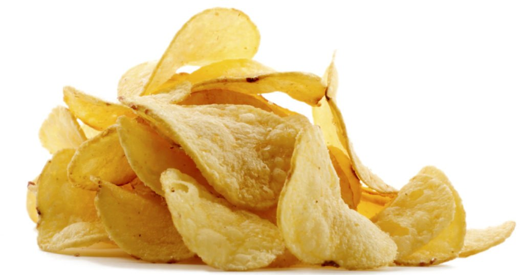 Why baked crisps are not healthy and do more harm than good