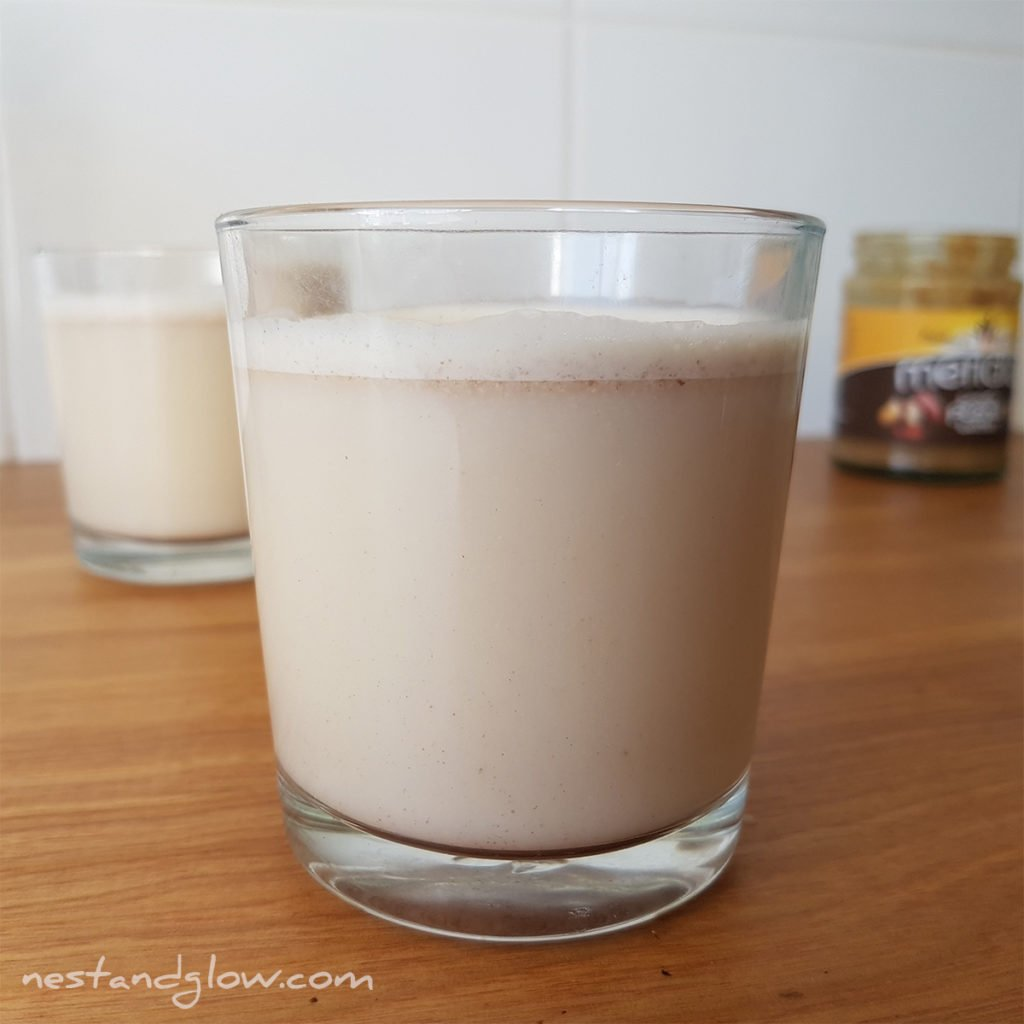 homemade cheap vegan milk made from just a few ingredients. Free of dairy and additives