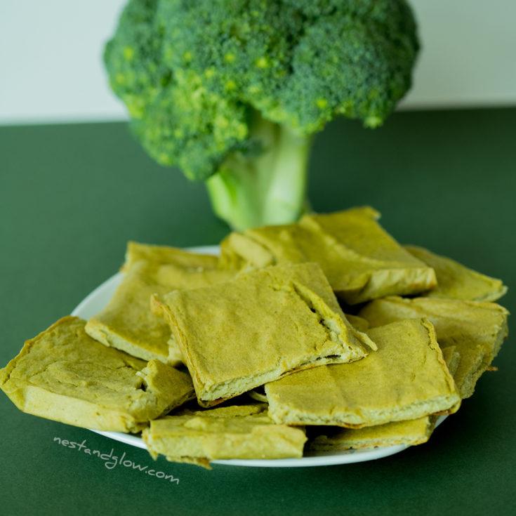 Quinoa Broccoli Bread