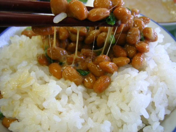 Natto is very high in vegan vitamin k2
