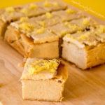 Quinoa Lemon Drizzle Cake