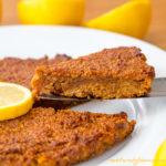 4-ingredient Lemon Cake – Gluten free & Vegan